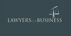 Logo design for Lawyers For Business