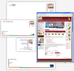 Coporate Indentity and Logo design for IPTU