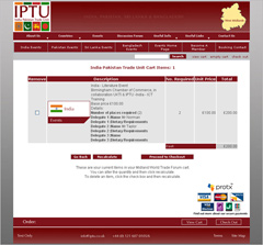IPTU Web 2.0 application development eCommerce website