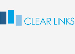 Logo design for Clear Links