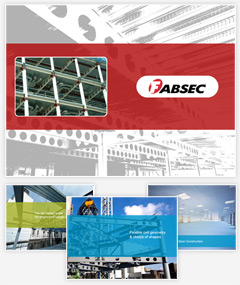 PowerPoint presentation design for Fabsec