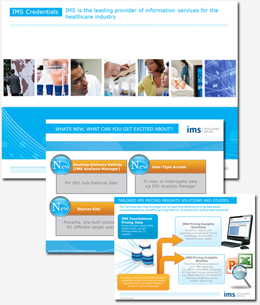 Medical PowerPoint presentation design London