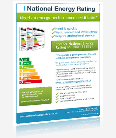 National Energy Rating Organisation, Birmingham - HTML Newsletters
