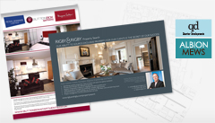 Property Magazine Adverts - Half Page Full Page