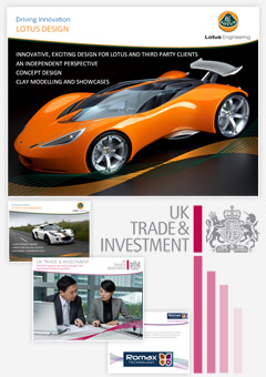 PowerPoint presentation for Business Enterprise & Regulatory Reform (BERR) and UK Trade & Investment (UKTI)