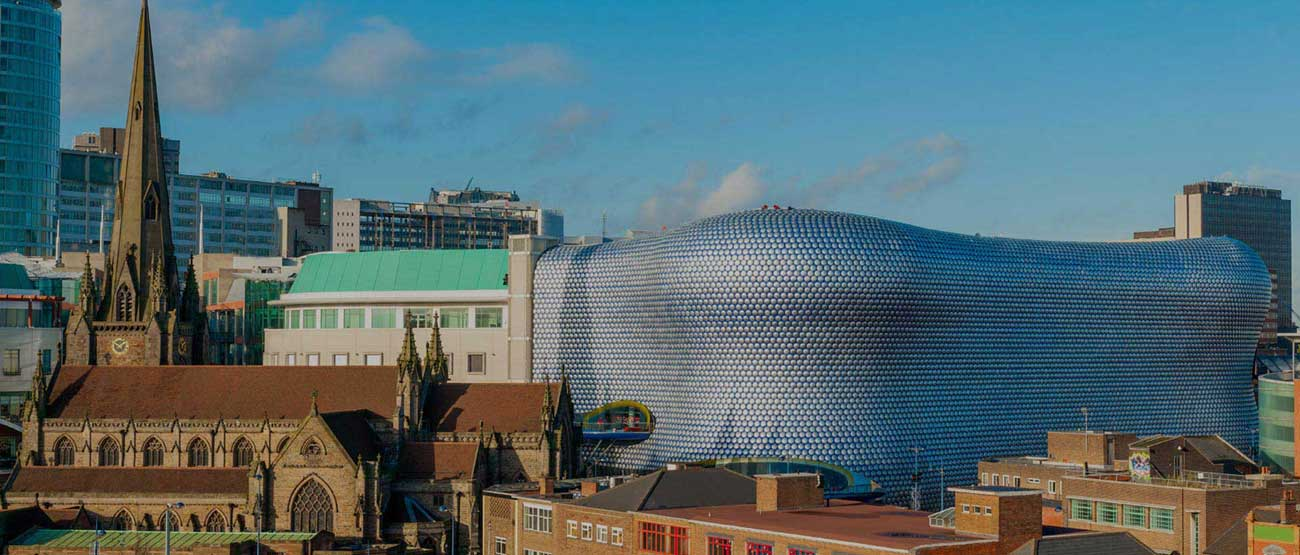 Digital Design Agency in birmingham city centre