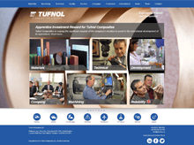 Web Design Birmingham, Tufnol, Responsive Web Design, London